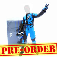 REISSUE : PREORDER 1:6 Male Custom Parts - Tony Stark Men Racing Suit Outfit