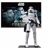 1:12 Star Wars - Stormtrooper The Empire's Elite Soldier Model Kit Bandai