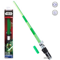 Star Wars - Yoda Electronic Lightsaber Bladebuilders with Sound and Light Hasbro