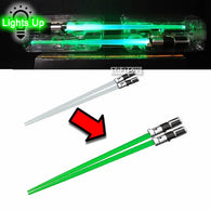 Star Wars - Master Yoda Light Up Lightsaber Chopsticks Kotobukiya