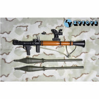 1:6 Antitank RPG-7 Bazooka Figure Custom Upgrade Weapon Zytoys