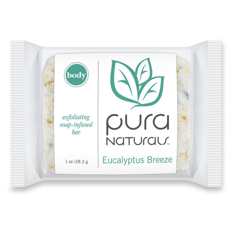 Eucalyptus Breeze Body Bar - 1 Pack