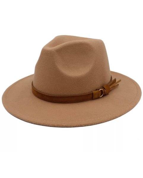 Wilderness Hat in Camel RTS