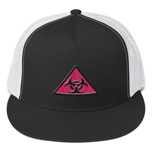 This Girl's Radioactive Trucker Cap