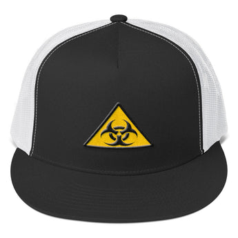 Radioactive Trucker Cap