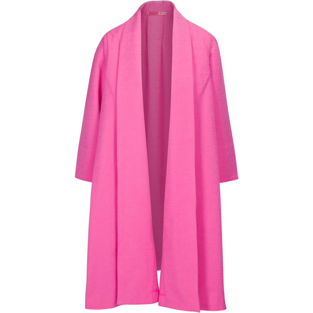 The SIL - Buru - Pink Swing Coat