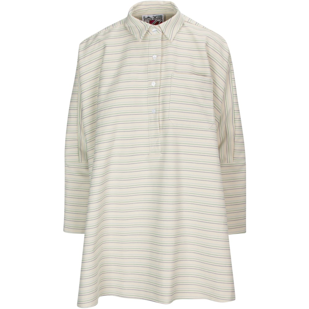 The SIL - La Vie Style House - Oversized Collared Shirt