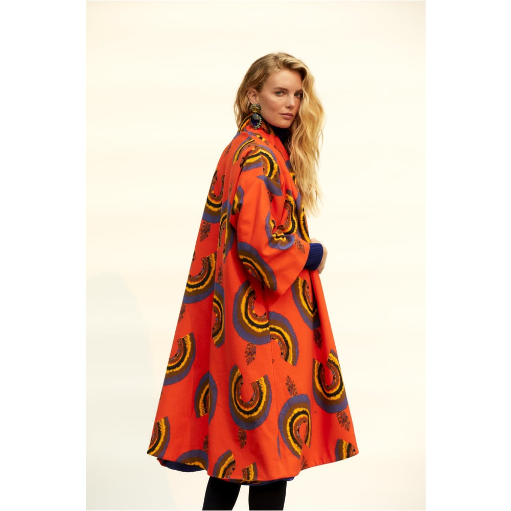 The SIL - Rianna + Nina - Archive Flared Coat