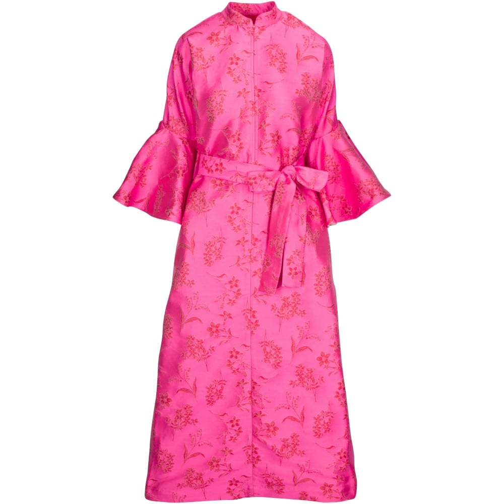 The SIL - Tish Cox - Hot Pink Robe Dress