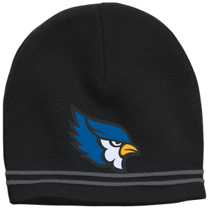High Point Sport-Tek Colorblock Beanie