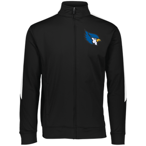 High Point Youth Performance Colorblock Full Zip