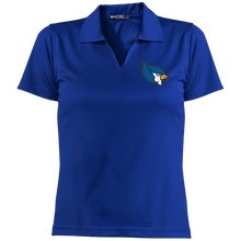High Point Ladies' Dri-Mesh Short Sleeve Polo