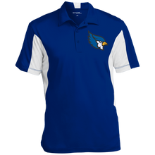 High Point Men's Colorblock Performance Polo