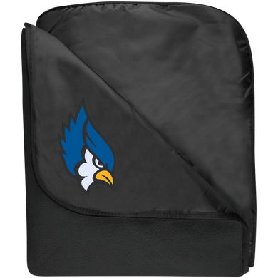 High Point Fleece & Poly Travel Blanket