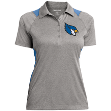 High Point Ladies' Heather Moisture Wicking Polo