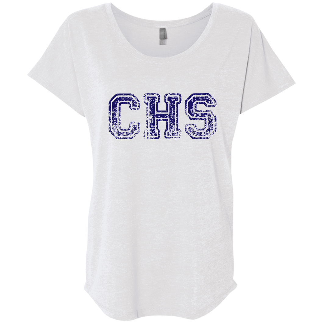 CHS Ladies' Triblend Dolman Sleeve