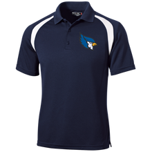 High Point Moisture-Wicking Tag-Free Golf Shirt