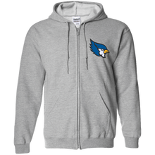 High Point Zip Up Hooded Sweatshirt