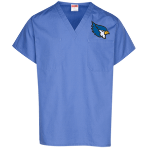 High Point Scrub Top