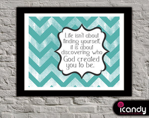 Discovering Yourself Downloadable Print (8.5 x 11 in)