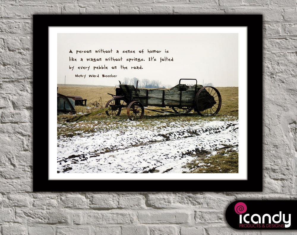 Wagon Downloadable Print (8.5 x 11 in)