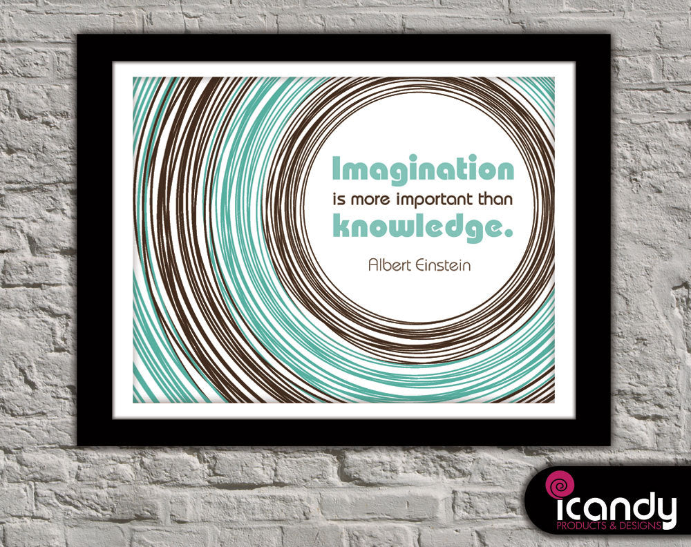Imagination Downloadable Print (8.5 x 11 in)