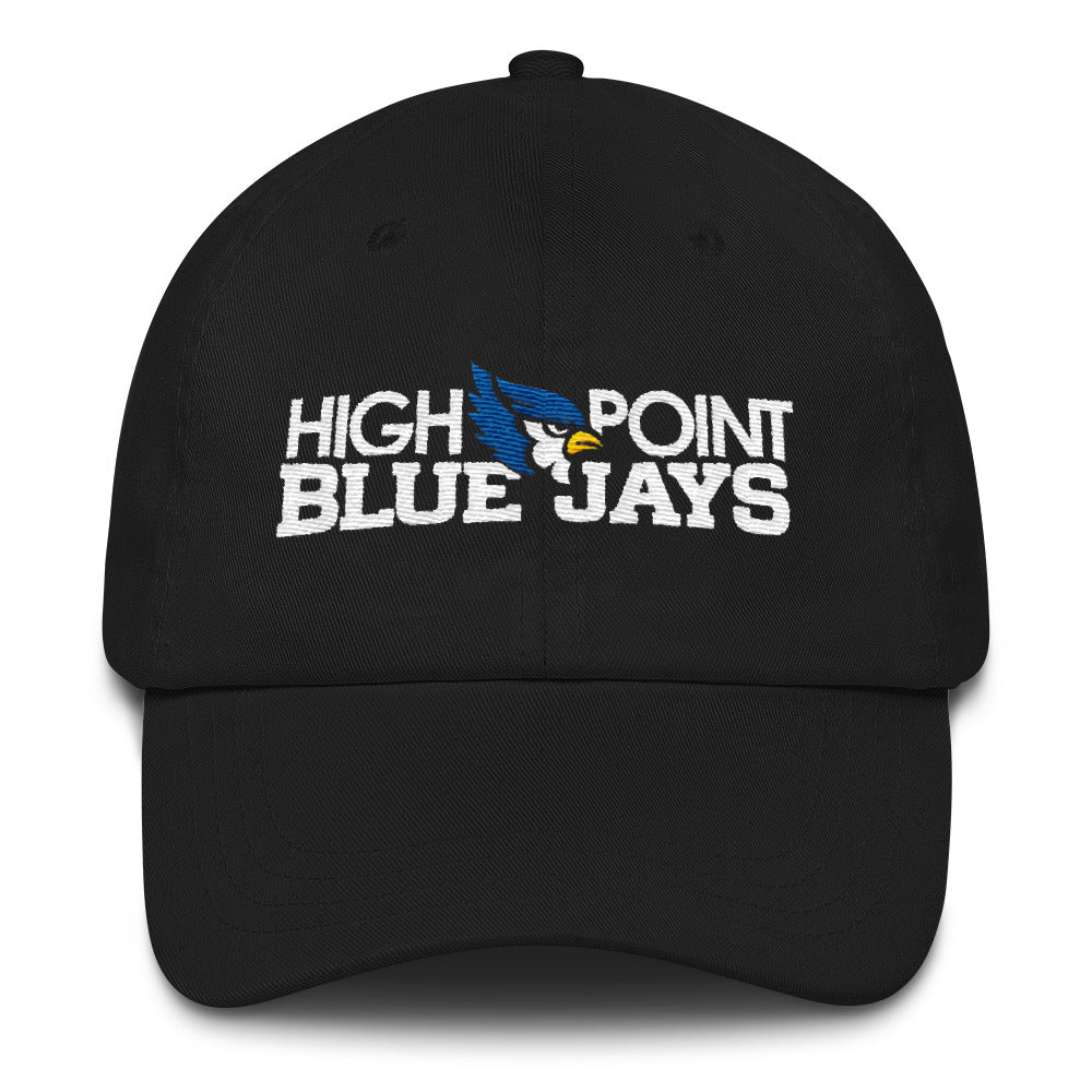 High Point Blue Jays Dad hat
