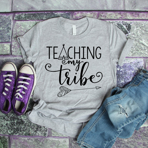 Teaching my Tribe Softstyle T-Shirt