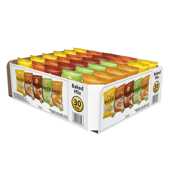 Frito-Lay Baked Mix Variety Pack (30 ct.)