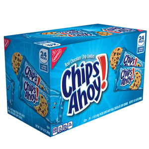 CHIPS AHOY! Original Chocolate Chip Cookies (1.55 oz., 24 pk.)