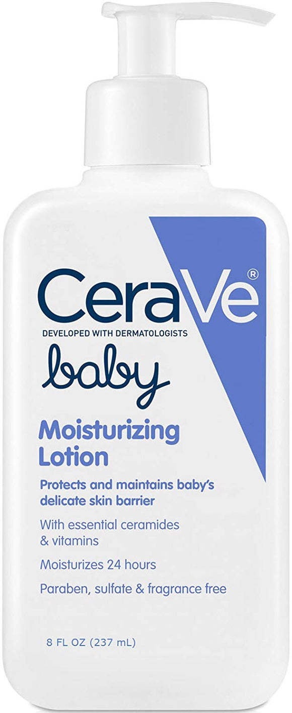 Cerave Baby Moisturizing Lotion - 8.o.z/237ml