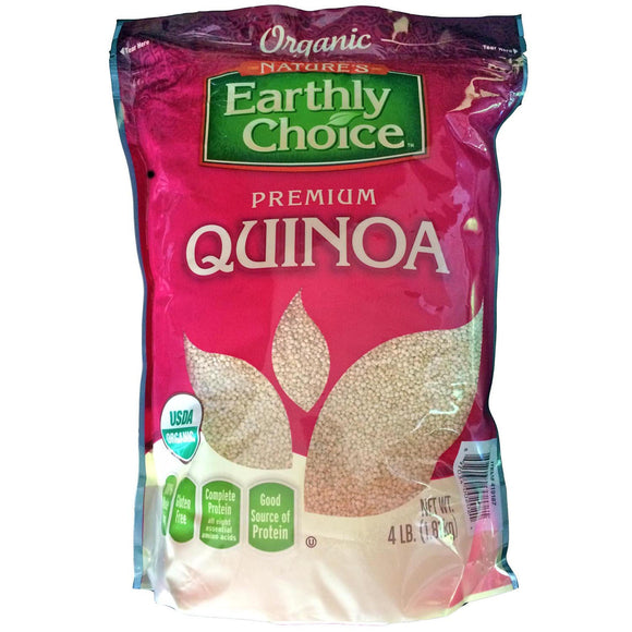 Nature's Earthly Choice Quinoa (64 oz./1.81kg)