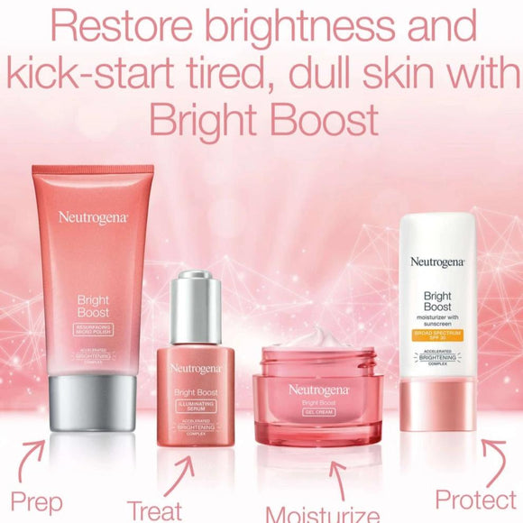 Neutrogena Bright Boost Collection