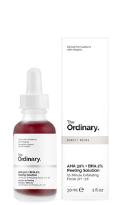 The Ordinary AHA 30% + BHA 2% Peeling Solution - 30ml