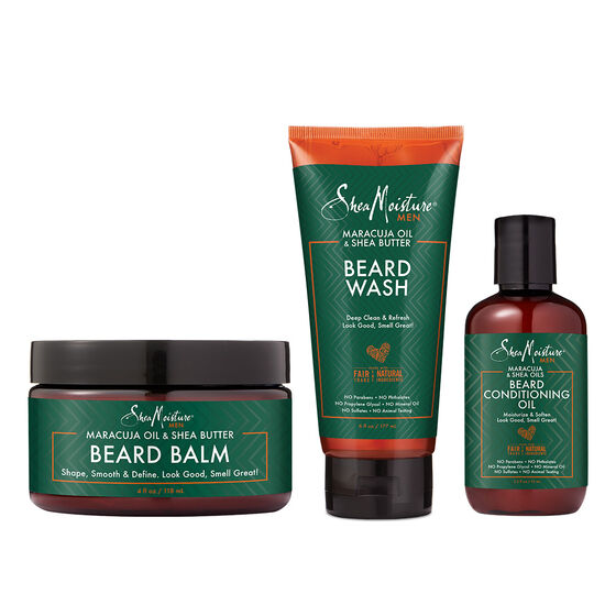 Shea Moisture Ultimate Beard Kit