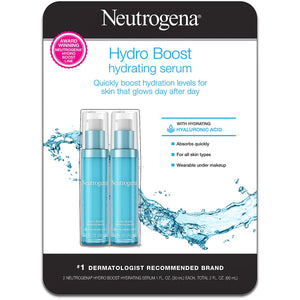 Neutrogena Hydro Boost Hydrating Serum (1 fl. oz., 2 pk.)