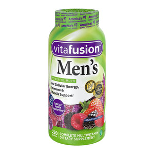 Vitafusion Men's Multivitamin Gummies (220 ct.)