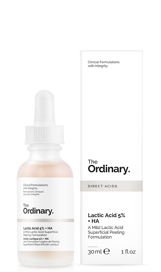 The Ordinary Lactic Acid 5% + HA, 30ml