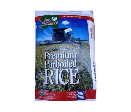 Par Excellence Premium Long Grain Rice, 100lbs/45.4kg