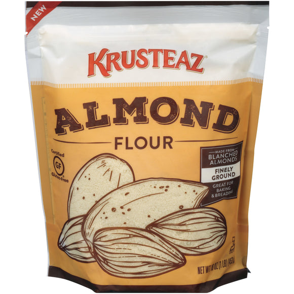 Krusteaz® Almond Flour 16 oz. Bag