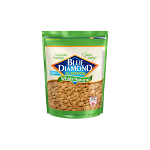 Blue Diamond Whole Natural Almonds (40oz/1.1kg)