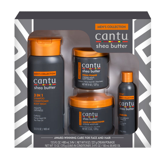 Cantu Men's Collection Gift Set
