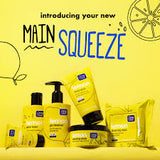 Clean & Clear Lemon Zesty Collection