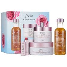 FRESH Rose N' Shine Skincare Set