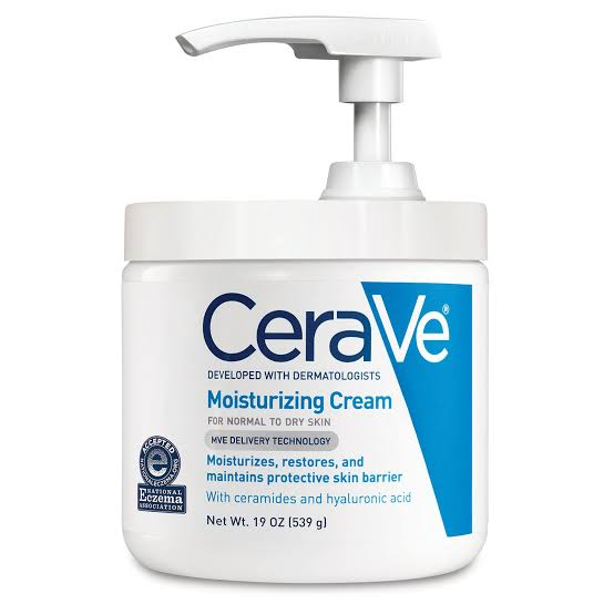 CeraVe Moisturizing Cream for Normal to Dry Skin - 19oz