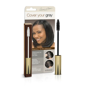 Cover Your  Gray Brush-in Wand - Midnight Brown