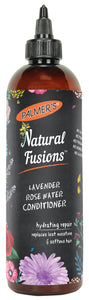 Palmer's Natural Fusions Lavender Rose Water Conditioner/ 12 fl oz.