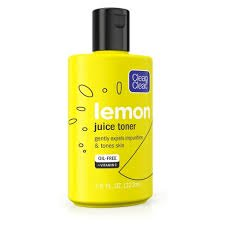 Clean & Clear Alcohol-Free Lemon Juice Facial Toner