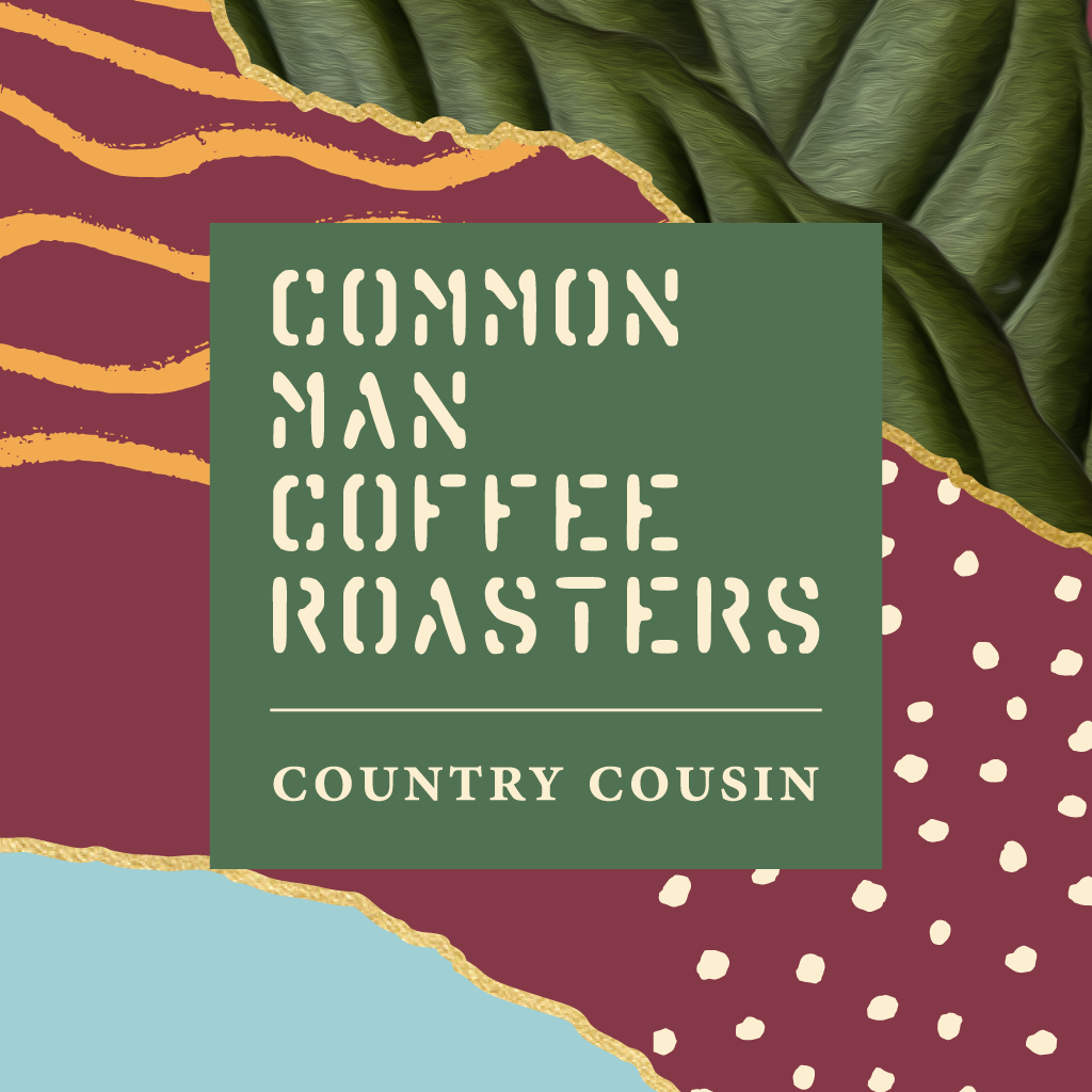 Country Cousin blend Common Man Coffee Roasters buy online