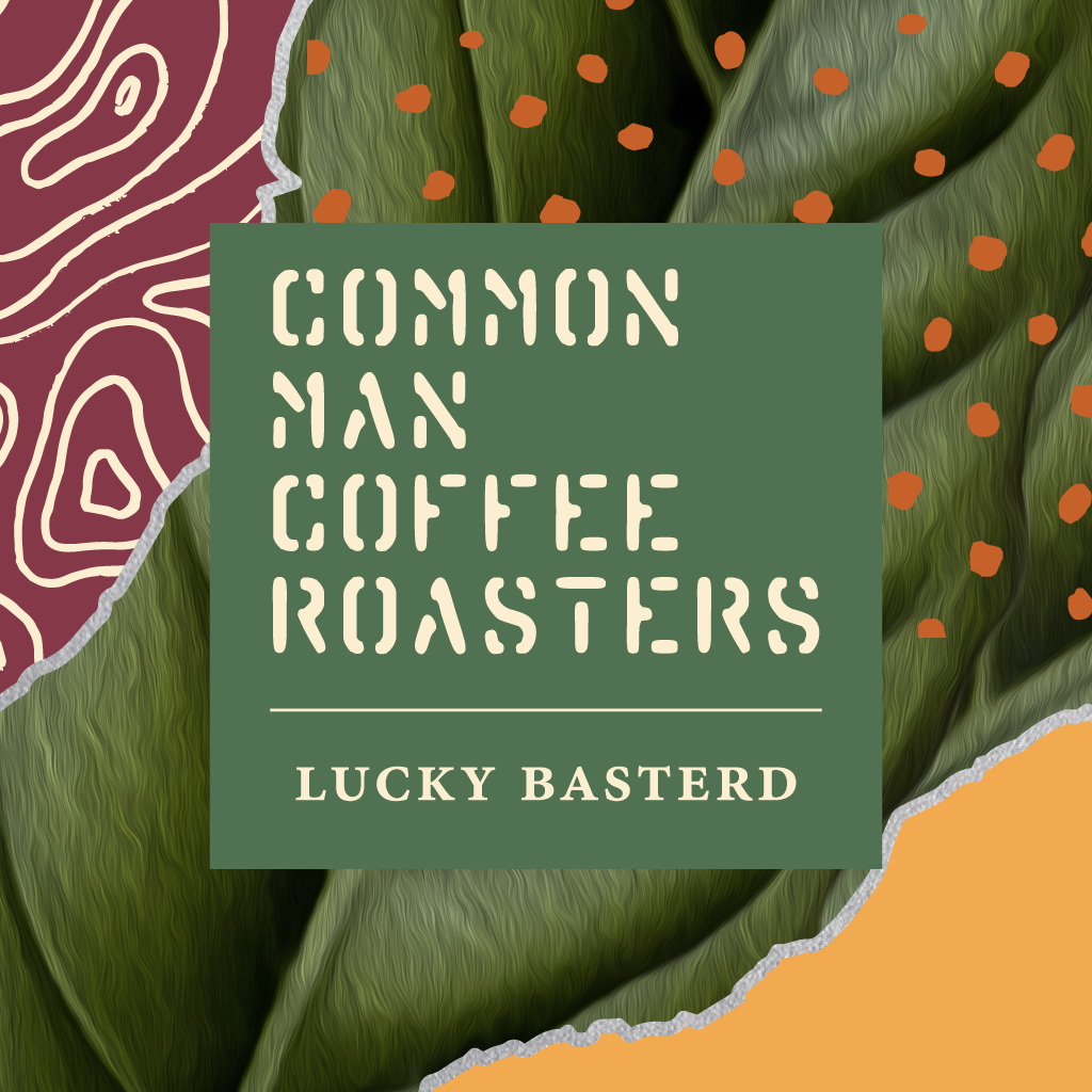 Lucky Basterd blend Common Man Coffee Roasters buy online